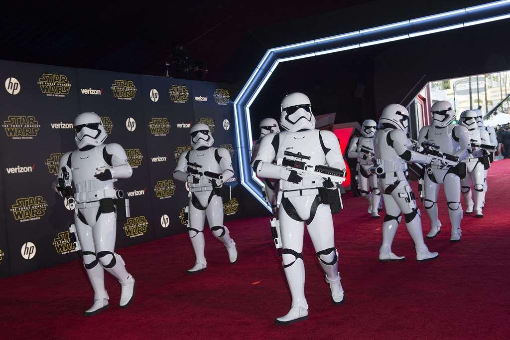 <em>Star Wars: El despertar de la fuerza,</em> a la conquista de la taquilla