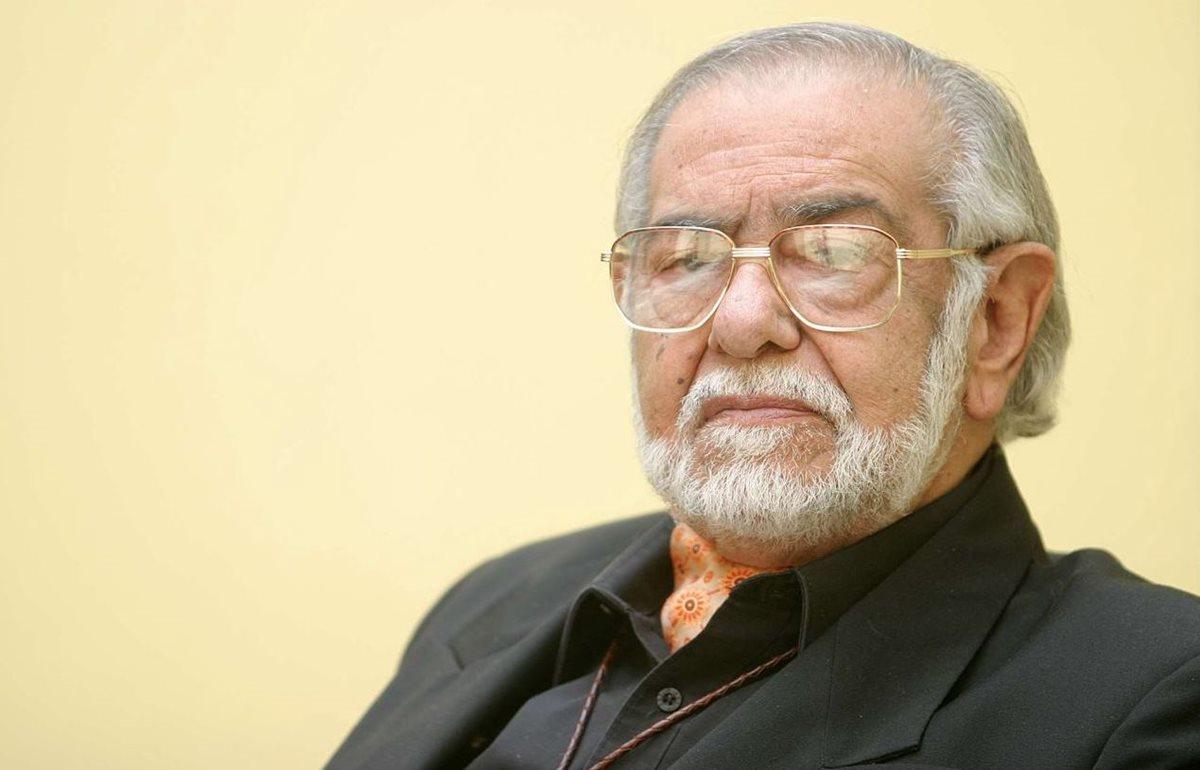 El astrólogo guatemalteco Urbano Madel falleció a los 85 años. (Foto HemerotecaPL)