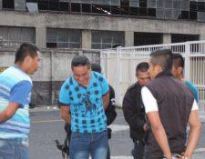 Cuatro agentes penitenciarios detenidos por presentarse al trabajo en estado de ebriedad. Autoridades analizan darle de baja. (Foto Prensa Libre: Hemeroteca PL)