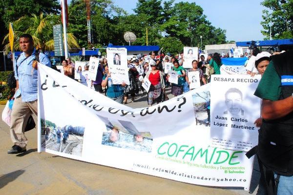 A la caravana del año pasado se  unieron madres guatemaltecas.