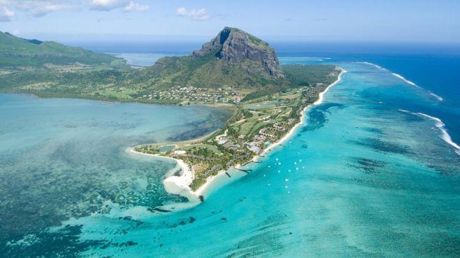 El continente desaparecido hace 200 millones de años que encontraron bajo las aguas de la isla Mauricio
