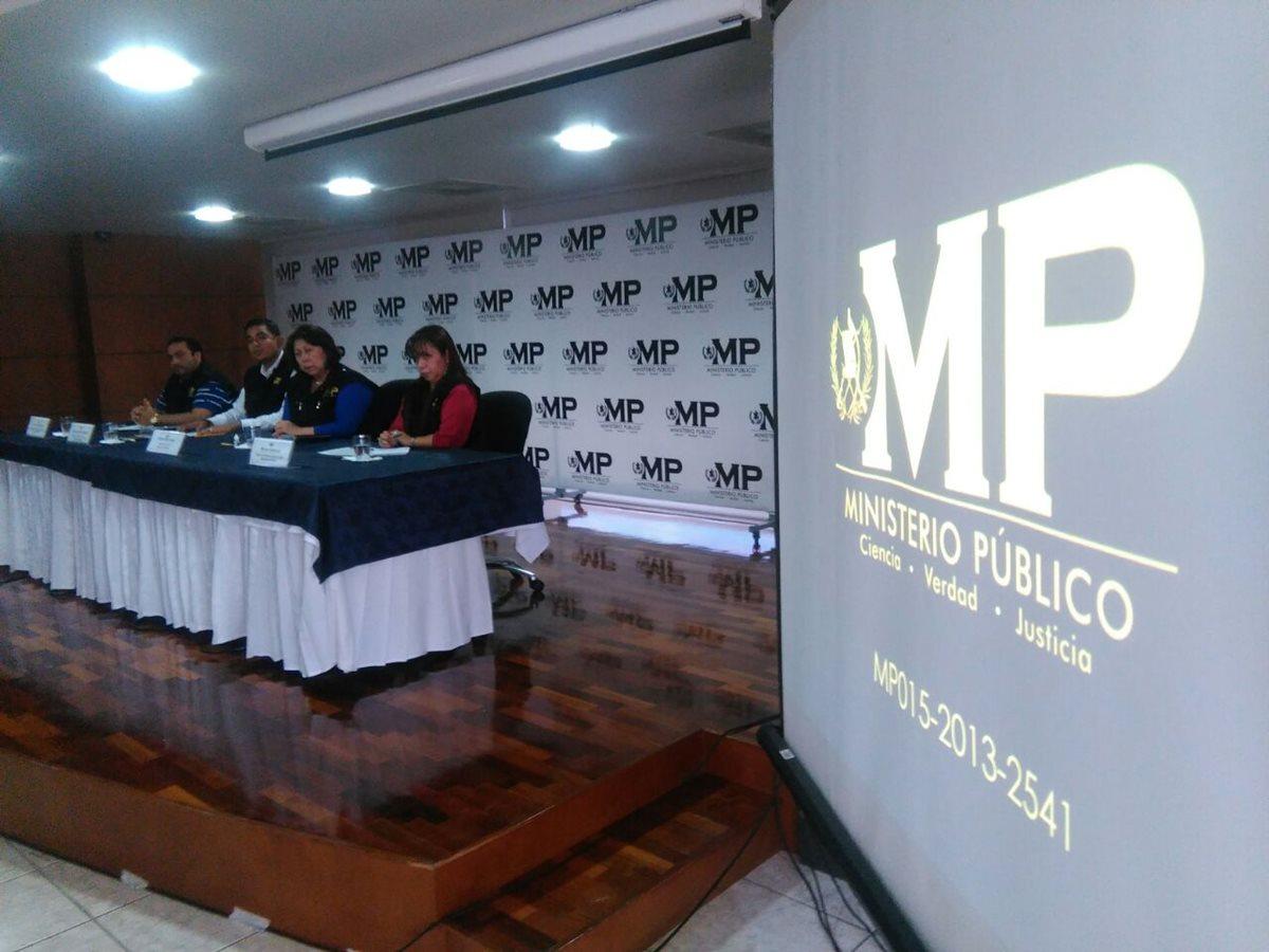 MP se desvincula de señalamientos de Melgar Padilla