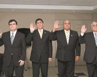El Comité Ejecutivo que lideró Brayan Jiménez Hernández en la Fedefut, ha sido acusado de cometer varios actos de corrupción (Foto Prensa Libre: Hemeroteca PL)
