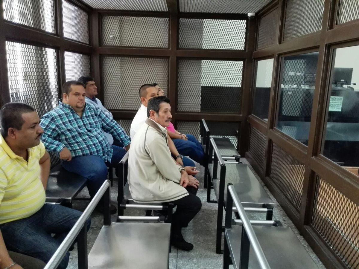 Suspenden proceso contra red de Haroldo Mendoza