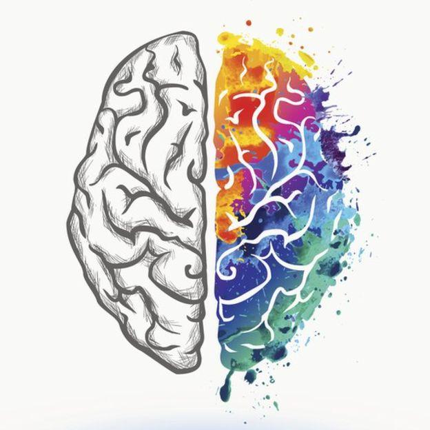 El comportamiento está vinculado a cómo nuestro cerebro divide las tareas por hemisferio. GETTY IMAGES