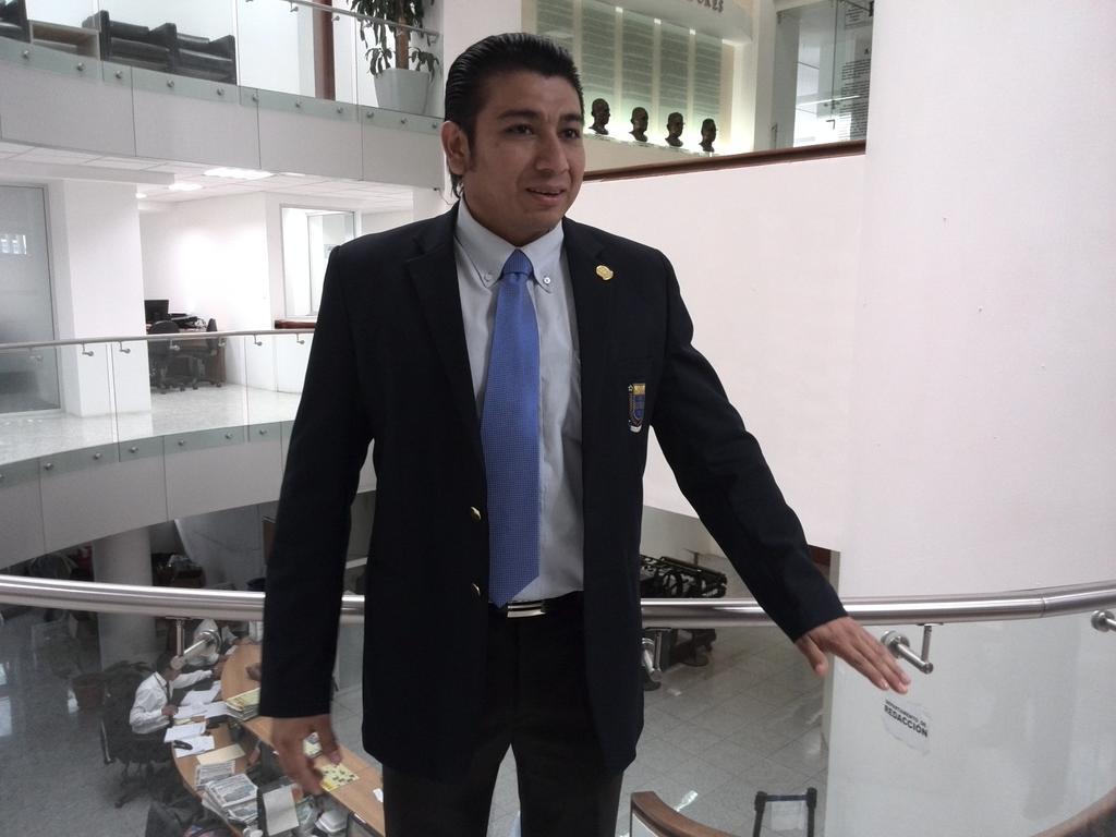 Rosales gerente de la Liga Nacional será parte de la entrevista TodoDeportes