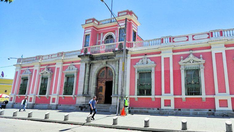 La Came del TSE será el foro donde se discutirán las reformas electorales (Foto Prensa Libre: Hemeroteca PL)