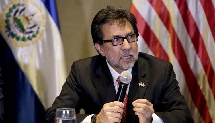 El embajador Luis Arreaga ha abogado por la lucha contra la corrupción y la libertad de prensa en el país. (Foto: Hemeroteca PL)