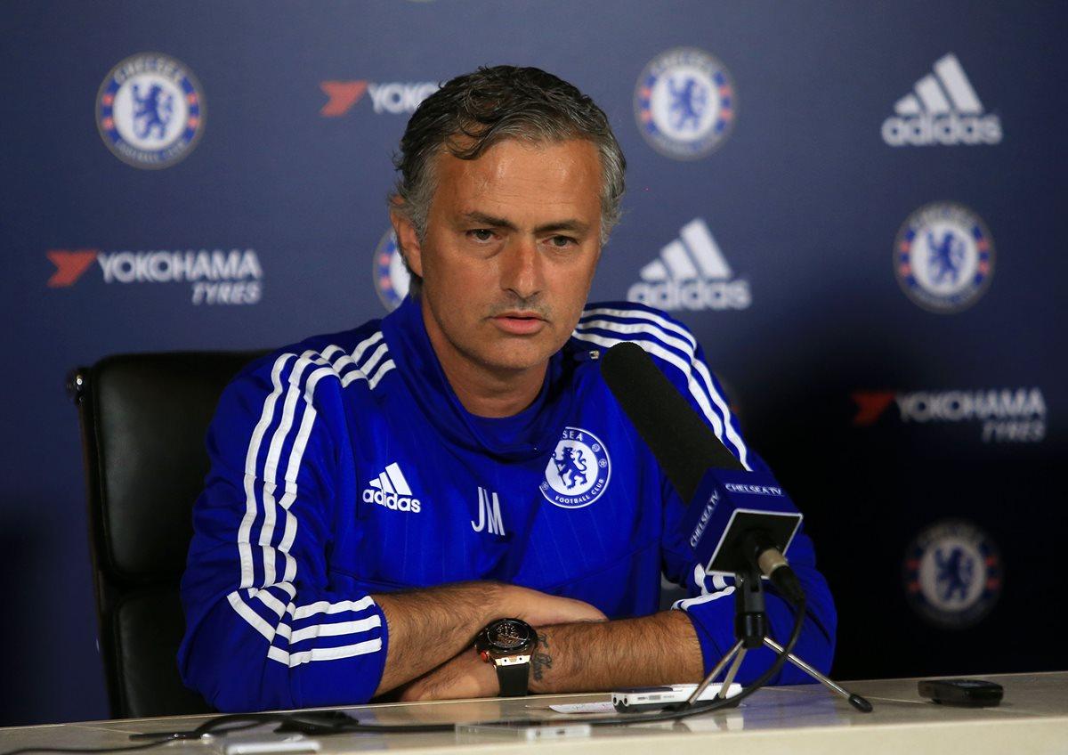Mourinho confirma la sanción de un partido a la doctora del equipo