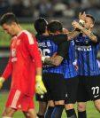 El Inter de Milán sueña con volver a brillar en la Serie A Italiana y en Europa. (Foto Prensa Libre: AFP).