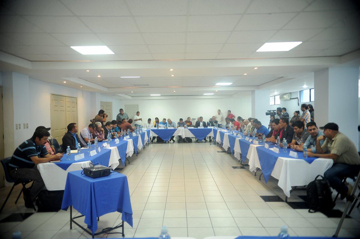 Liga Nacional da respaldo a la Comisión de Regularización de la Fedefut