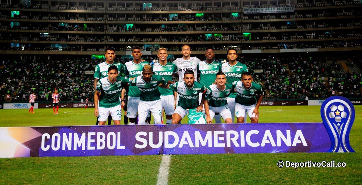 El portero guatemalteco Ricardo Jerez lidera la nómina del Deportivo Cali para disputar la Copa Sudamericana
