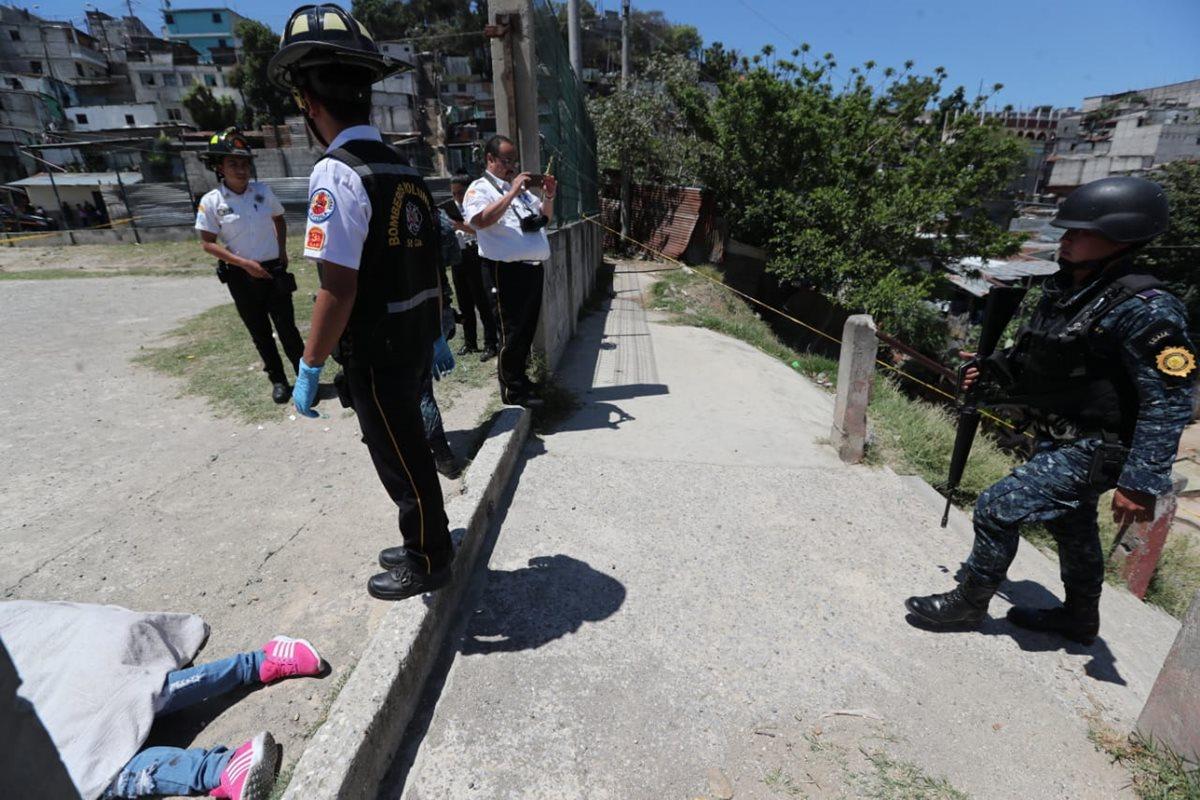 Ataque en el que murieron dos adolescentes habría sido causado por un pandillero rival