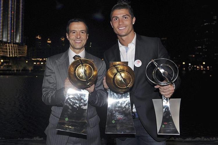 Jorge Mendes, el represente de Cristiano Ronaldo es imputado en su presunto fraude fiscal