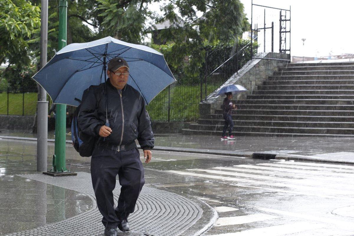 Ingresa la época de lluvia y también las enfermedades respiratorias que no son covid-19