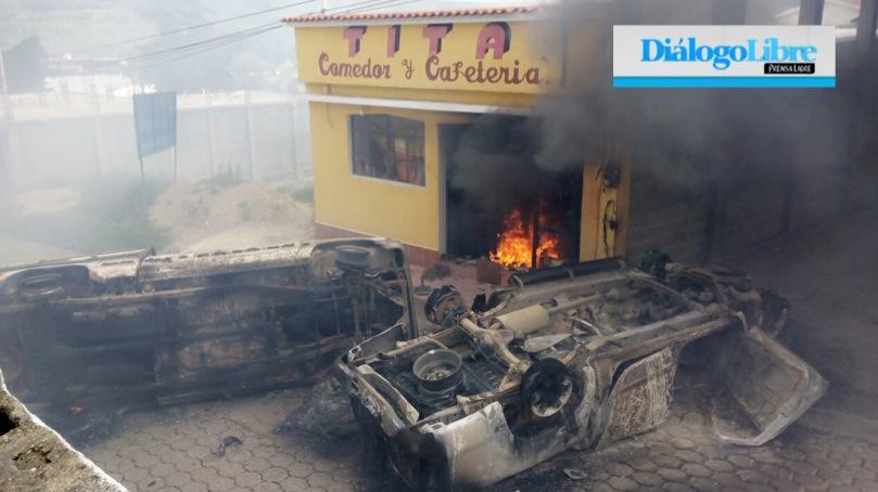 Preocupa violencia de cara a segunda vuelta electoral