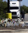 Tragedia en Texas replantea la crueldad de los traficantes de personas. (Foto Prensa Libre: AP)
