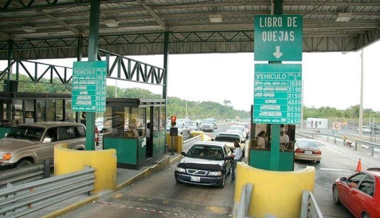 Una de las carreteras que opera con cobro de peaje es la autopista Palín-Escuintla. Se busca crear más con esta modalidad. (Foto, Prensa Libre: Hemeroteca PL)
