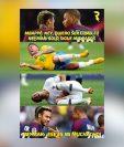 Mbappé protagoniza los memes del partido Uruguay contra Francia. (Foto Prensa Libre: twitter)