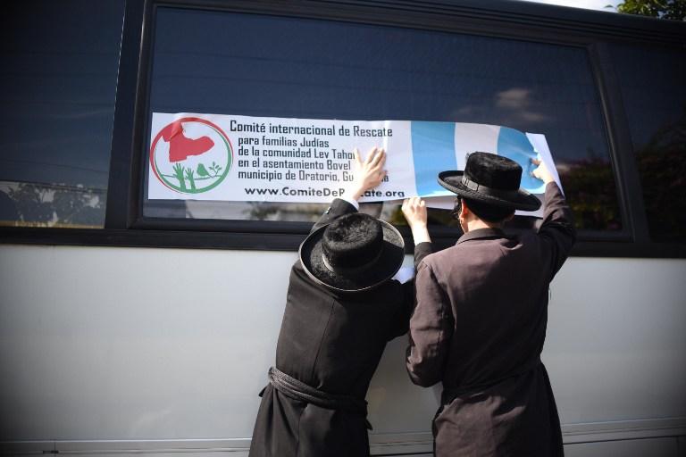 Miembros de secta judía Lev Tahor, radicada en Guatemala, detenidos en EE. UU. por secuestro de niños