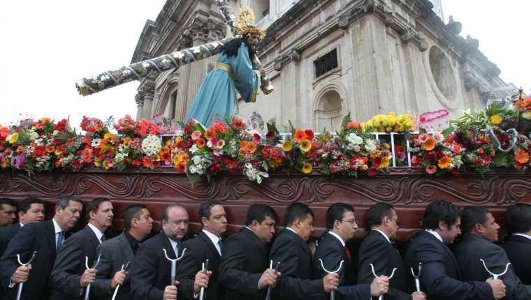 Jesús de la Merced, de la capital, se venera desde hace 363 años. (Foto, Hemeroteca PL)