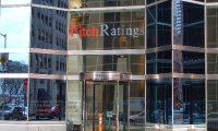 Sede de Fitch Ratings en la ciudad de Nueva York. (Foto Prensa Libre: Hemeroteca PL)