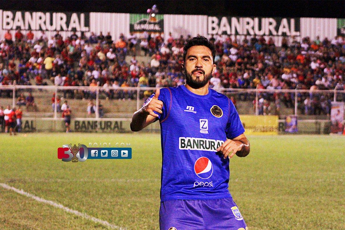 Carlos Kamiani sigue dando alegrías a la afición roja con goles. (Foto Prensa Libre: CSD Municipal)