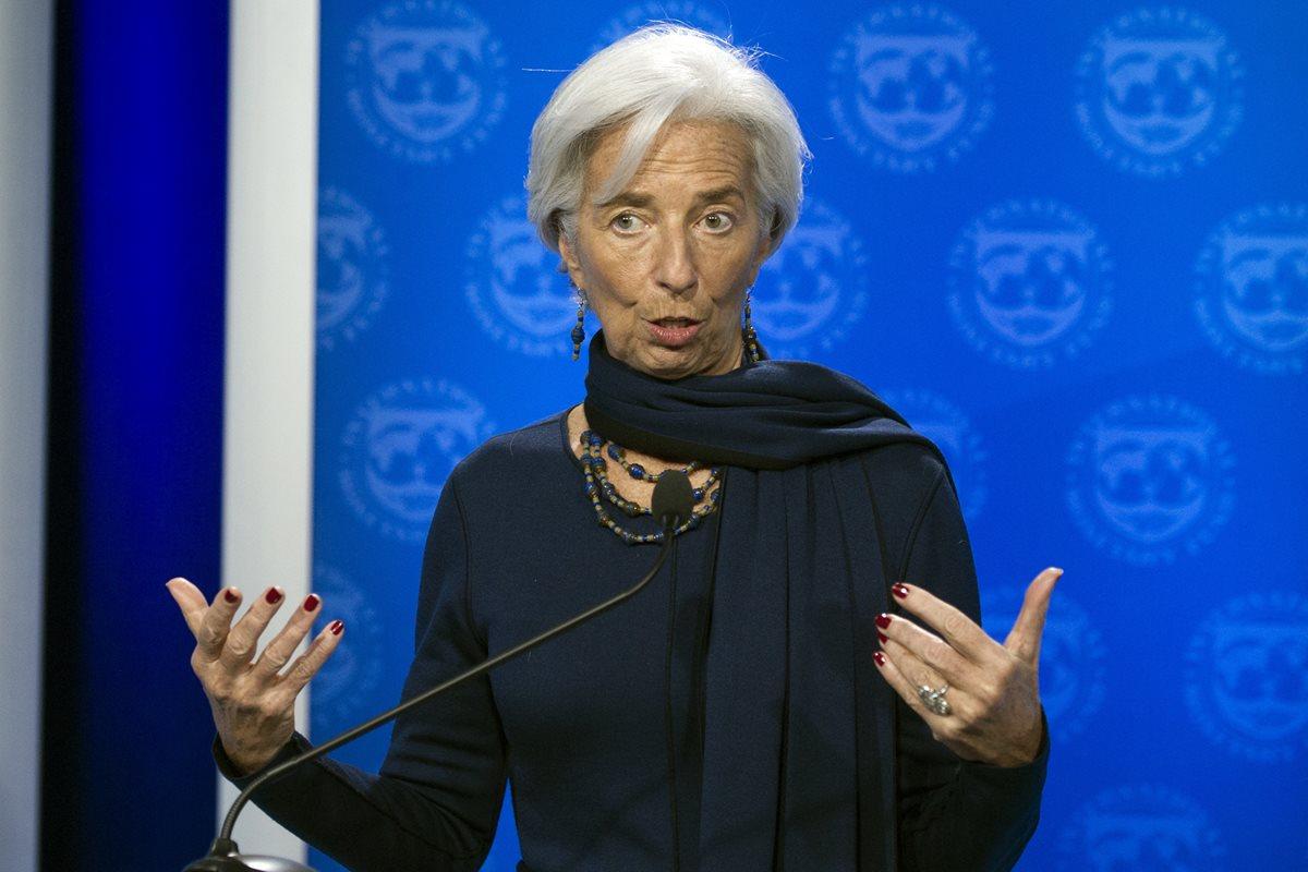 Condenada en Francia, pero ratificada en el FMI