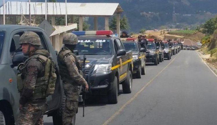 El estado de Sitio en Ixchiguán y Tajumulco finalizará el 7 de agosto. (Foto Prensa Libre: Hemeroteca PL)