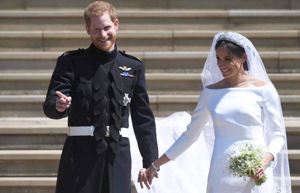 El príncipe Harry y su esposa Meghan, el martes próximo ya tendrán actividades públicas como los Duques de Sussex.