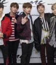 Son 7, son surcoreanos y son tremendamente exitosos. (GETTY IMAGES).