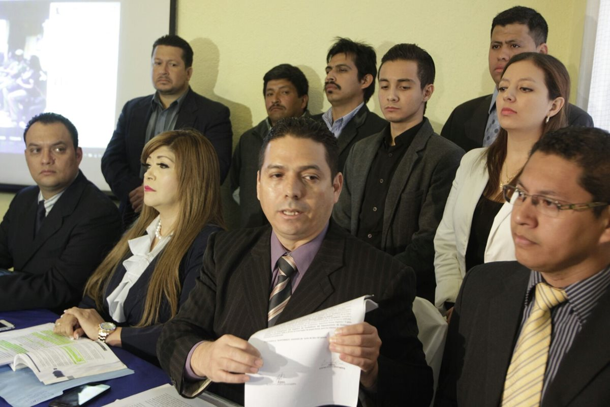 Excandidatos a diputados de Fuerza denuncian posible fraude electoral