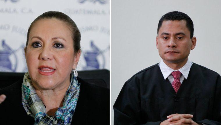 La magistrada Stalling descartó renunciar a la CSJ en tanto se desarrolla el proceso de antejuicio en su contra, promovido por el MP y Cicig con base en la denuncia del juez Carlos Ruano.