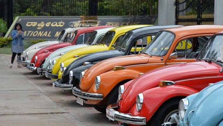 Volkswagen América del Norte se concentrará en vehículos más grandes y en coches eléctricos. (Foto Prensa Libre: AFP)