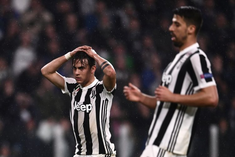 Los jugadores de la Juventus tuvieron pocas opciones en ofensiva. (Foto Prensa Libre: AFP)