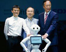 El robot podrá mostrar sentimientos. (Foto Prensa Libre: AP).