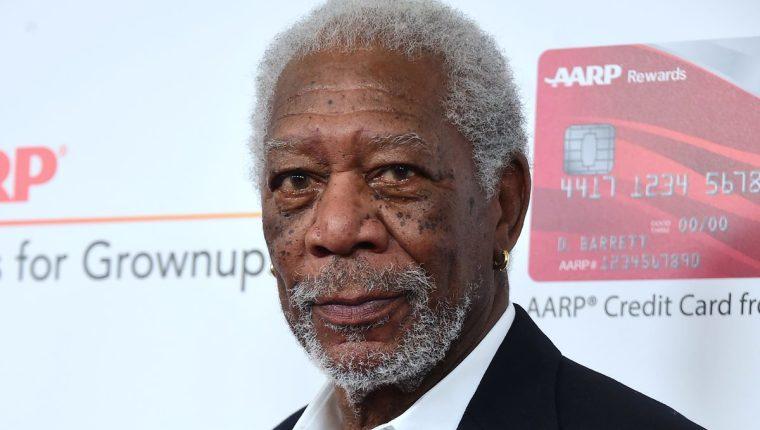Morgan Freeman, uno de los nombres más reconocidos de la industria cinematográfica, es acusado de abuso sexual. (Foto Prensa Libre: AFP)