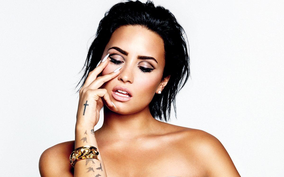 Demi Lovato envía un mensaje de agradecimiento