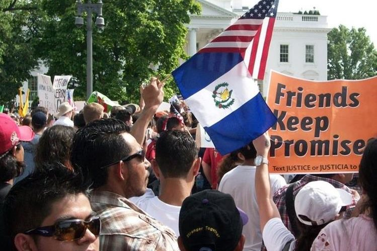 Gobierno solicitará a EE. UU. el estado de protección temporal para migrantes