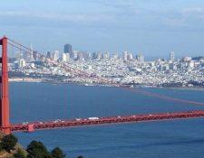 San Francisco se asienta sobre varias fallas.