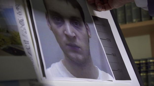 Jason Ward fue finalmente identificado como el asesino.