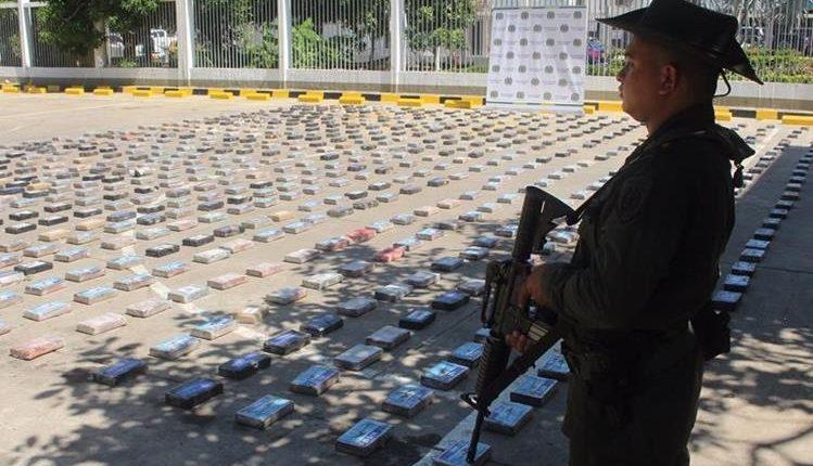 La producción de cocaína colombiana es dirigida a mercados donde los narcotraficantes obtienen mayor beneficio, como Europa, China y Australia. (Foto HemerotecaPL)