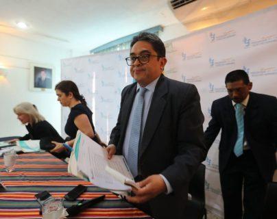 El PDH, Jordán Rodas, apeló en la Corte de Constitucionalidad el amparo otorgado por la CSJ a su presidente, con el que se ordena una investigación. (Foto Prensa Libre: Óscar Rivas)