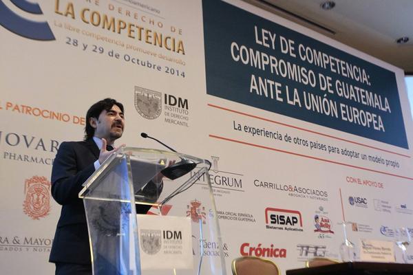 Promueven discusión y creación de ley de Competencia. (Foto Prensa Libre: Alvaro Interiano)