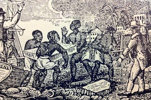 Tudor tuvo el monopolio de ese comercio tanto en Habana y otros puertos de Cuba como en Jamaica. (Imagen: Samuel Griswold Goodrich).