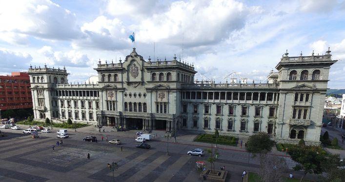 El Palacio Nacional de la Cultura de aniversario, a 76 años de su edificación