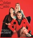 Cristian Castro y la portada de su álbum tributo a Juan Gabriel (Foto Prensa Libre: Instagram / Cristian Castro).