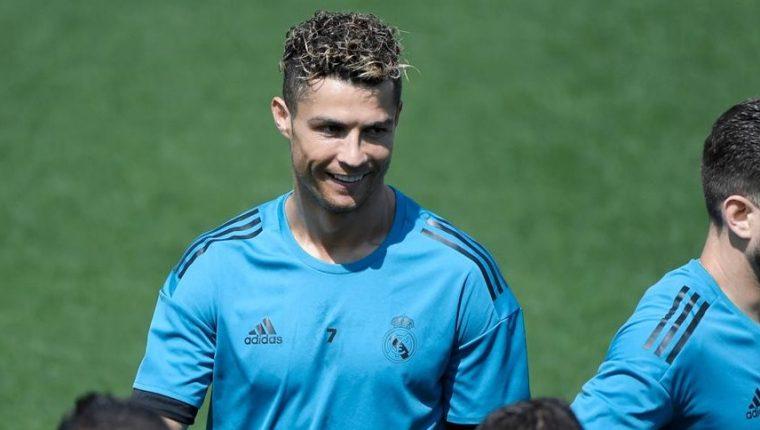 Cristiano Ronaldo confesó que le gustaría incursionar en el mundo del cine. (Foto Prensa Libre: AFP)