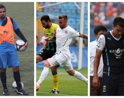 Morales, López y Acuña quedan fuera de Comunicaciones