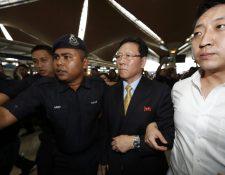 Kang Chol, ambajador de Corea del Norte, abandona Malasia por crisis diplomática. (Foto Prensa Libre: AP)